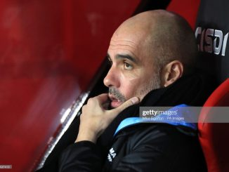 Pep Guardiola worried as lesser fans turned up during Fulham match
