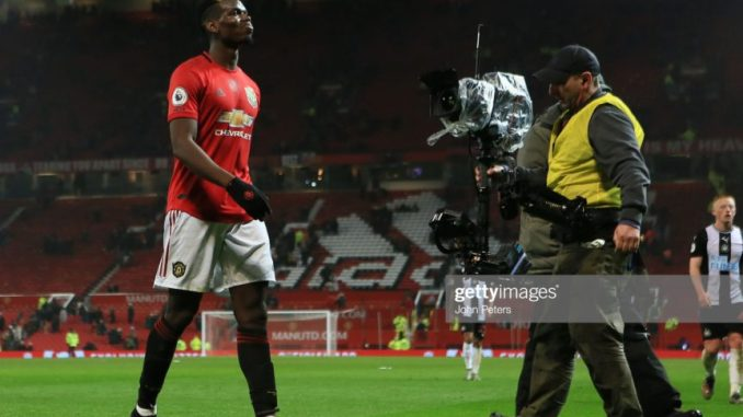 Pogba needs to leave Man United to save his name Evra 4
