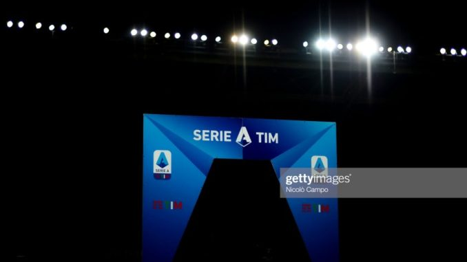 Coronavirus threats as Serie A Sunday matches cancelled 1