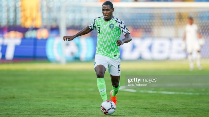 Gary Nevile slams Manchester united Odion Ighalo deal 1
