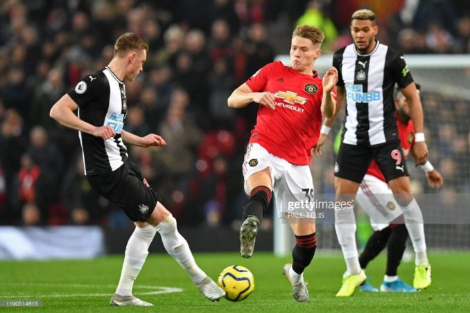 McTominay to feature against Watford after missing 13-games amid injury 1