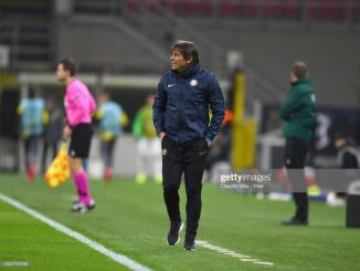 The atmosphere behind closed doors was strange Antonio Conte 1