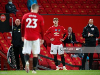 Crystal Palace vs Man United Luke Shaw and Brandon Williams likely to miss thursday game