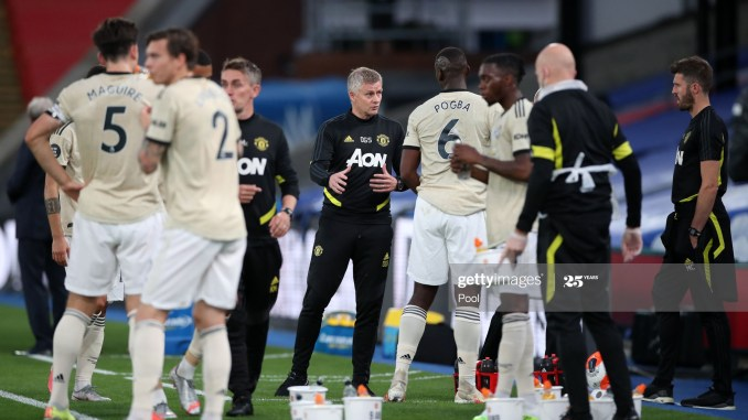 FA CUP Man United vs Chelsea My boys are hungry to battle Chelsea Ole Solskjaer