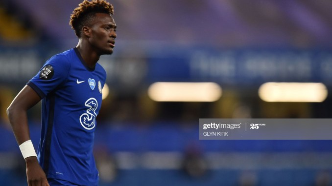 Forget contract renewal worries and get back to form - Lampard to Tammy Abraham