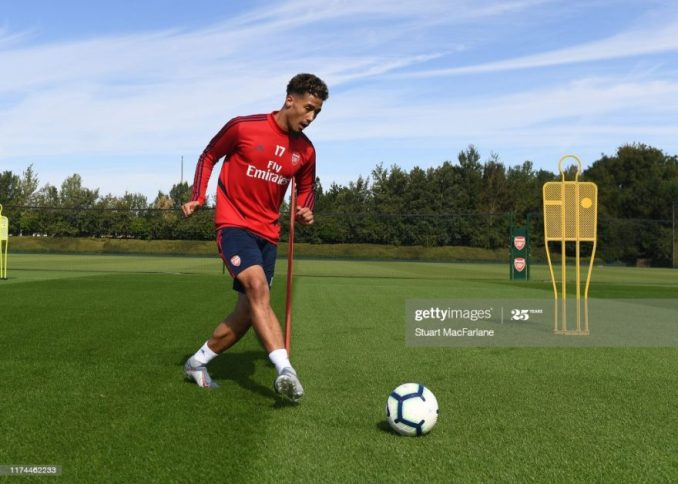 Arsenal on the verge of signing £25m Gabriel Magalhaes on five-year deal