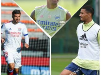 Arsenal Live transfer news: Gunners receive Saliba loan bid, Torreira bid agreed as Aouar deal is about to be wrapped up