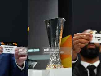 Breaking: Europa League Round Of 32 Matched, See Full Fixtures