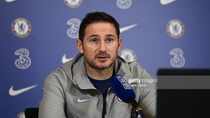 Chelsea Press Conference: Lampard Reacts To Atletico Draw, Pulisic Update, Ziyech And More