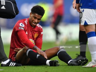 Bad News For United As Solskjaer Confirm Length Of Rashford Injury
