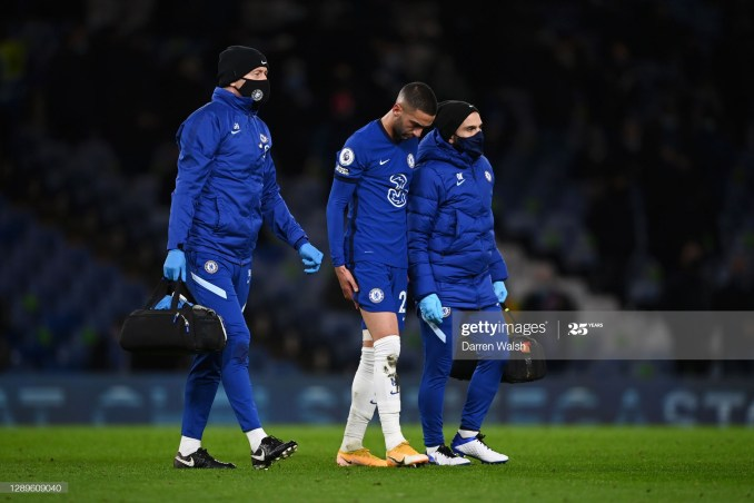 Chelsea Press Conference As Lampard Provides Update On Ziyech And Hudson-Odoi Hamstring Injuries, Kepa To Start Against Krasnodar, And More 1