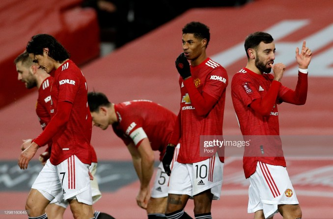 Bruno Fernandes Reveals Man United Player Who Showed Him How To Beat Alisson On Free Kick 4