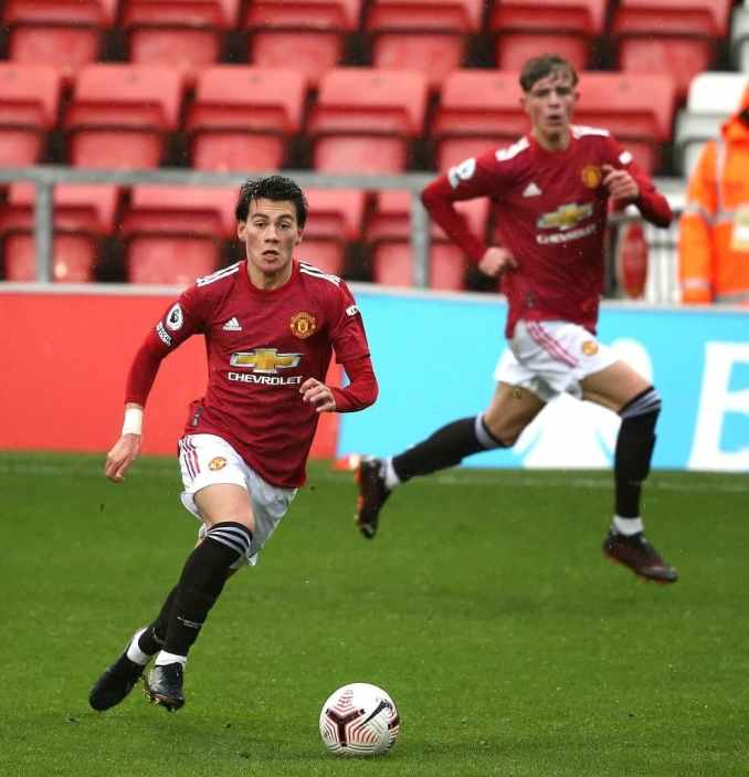 Man United Reach Agreement To Let Youngster Leave Amid Lack Of Playtime 1