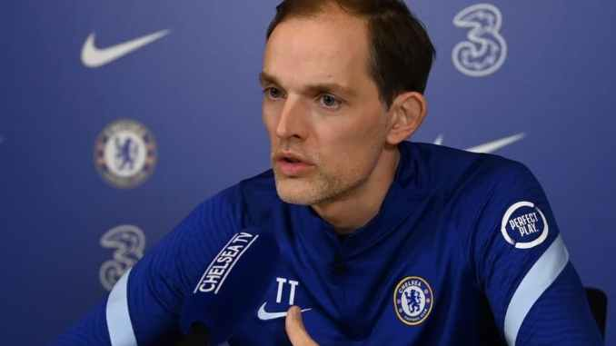 Thomas Tuchel Tells Chelsea What To Expect Amid EPL UCL And FA Cup Race