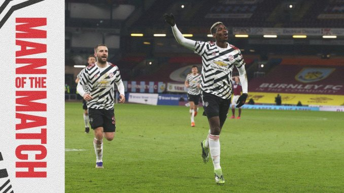 Watch Video: See What Paul Pogba and Eric Bailey Was Caught Doing In The Dressing Room After Going Top Of The League Table
