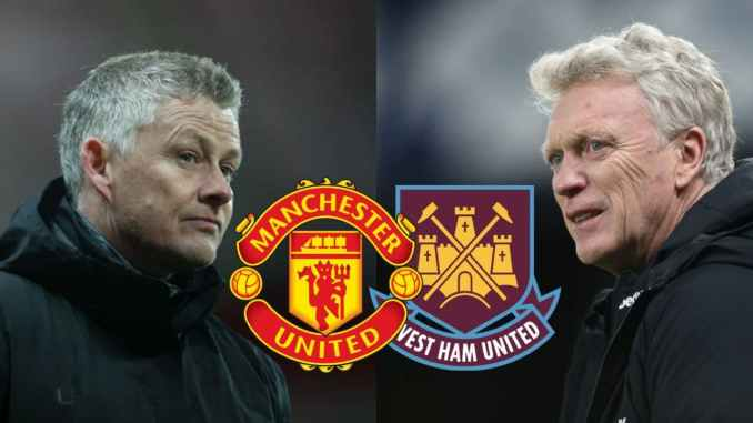 Man United vs West Ham United Confirmed Team News Injury Update And H2H
