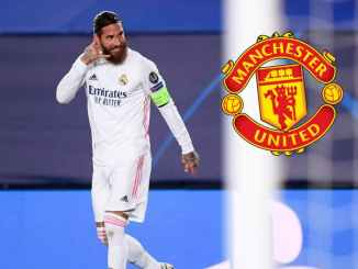 Sergio Ramos Makes Late Deadline Day Man United Transfer Decision As Salary Is Agreed