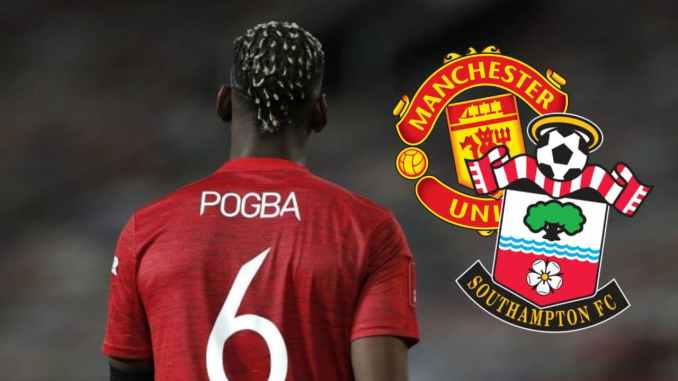 Solskjaer Can Link Up Pogba With His Favorite Midfielder Against Southampton