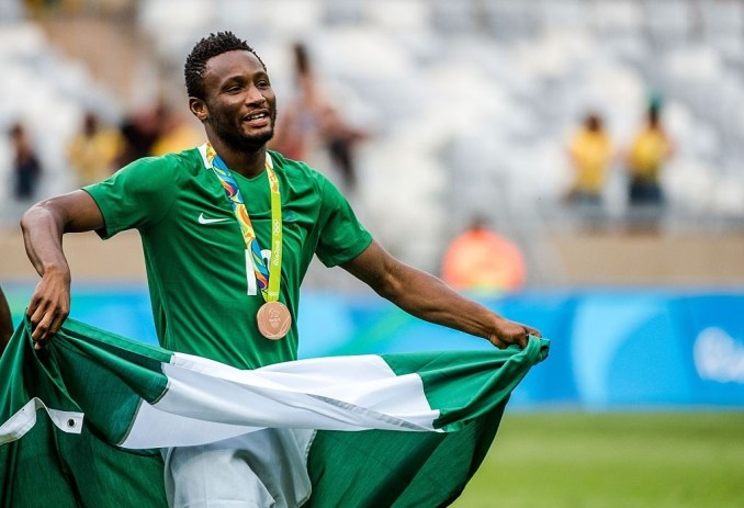 Conte Pushed Me Out Of Chelsea For Representing Nigeria - Mikel Obi
