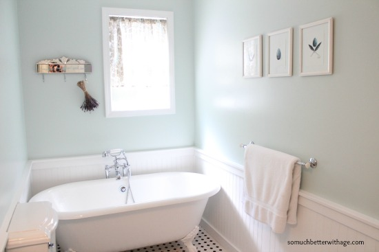 Powder Room Before And After So Much Better With Age