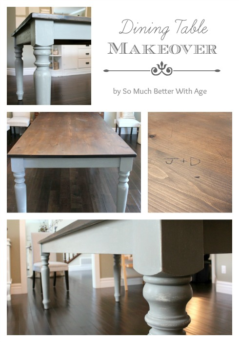 10 Kitchen And Home Decor Items Every 20 Something Needs: Dining Room Table Makeover
