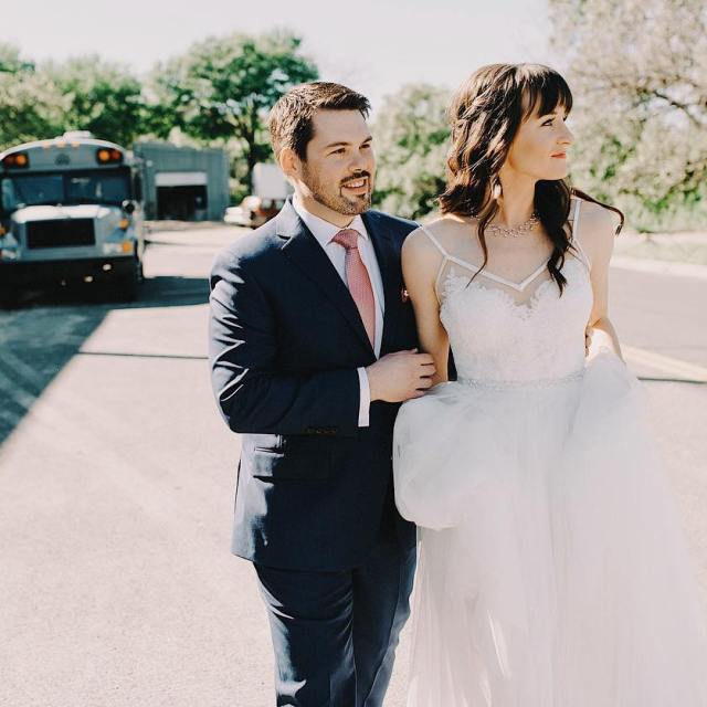 Eek!! Im SO excited to share photos from our weddinghellip