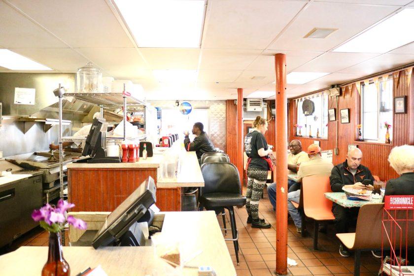 Best burgers in Austin: Martin's Kum-bak Place