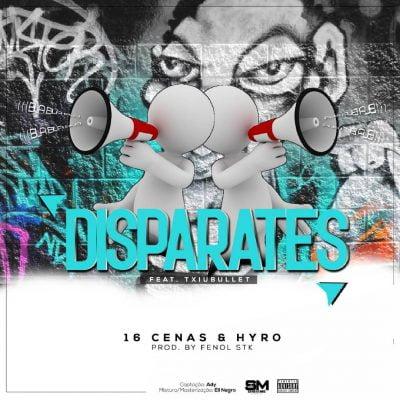 16 Cenas & Hyro - Disparates