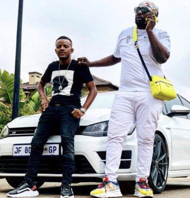 DJ Maphorisa & Kabza De Small - Sabanika Lomdanso (feat. Njelic)