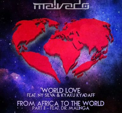Dj Malvado - From Africa To The World