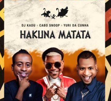Cabo Snoop ft Dj Kadu & Yuri Da Cunha - Hakuna Matata