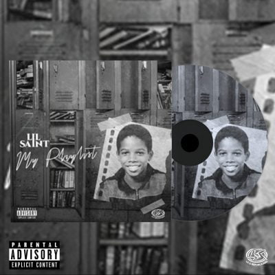 Lil Sant - My Playlist EP