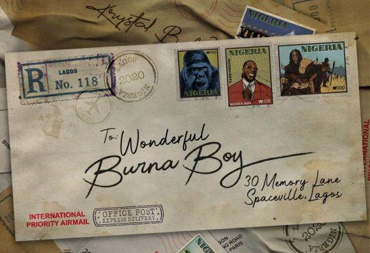 Burna Boy - Wonderful
