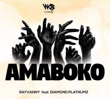 Rayvanny Ft Diamond Platnumz - Amaboko