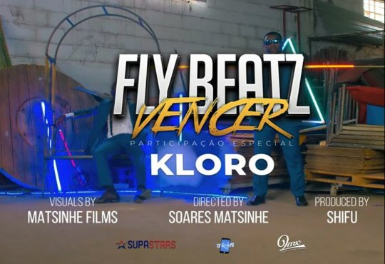 Fly Beatz feat. Kloro - Vencer