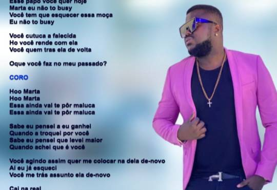 Calisto Ferreira - Marta (Prod. NP Clássic Beatz)