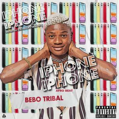 Bebo Tribal - Iphone (feat. DJ Six)