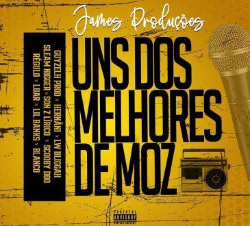 James Producoes - Uns dos Melhores de moz