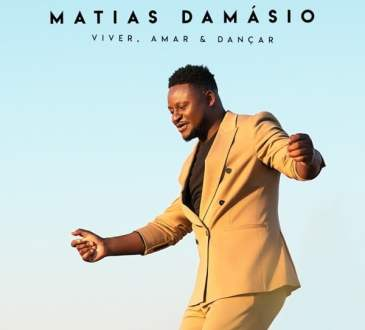 Matias Damásio - Viver, Amar & Dançar - EP