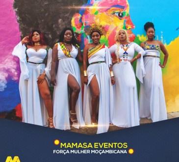 Mamasa Eventos - Força Mulher Moçambicana (feat. Matilde Conjo, Lourena Nhate, Anita Macuacua, Zav & Marcia Rocha)