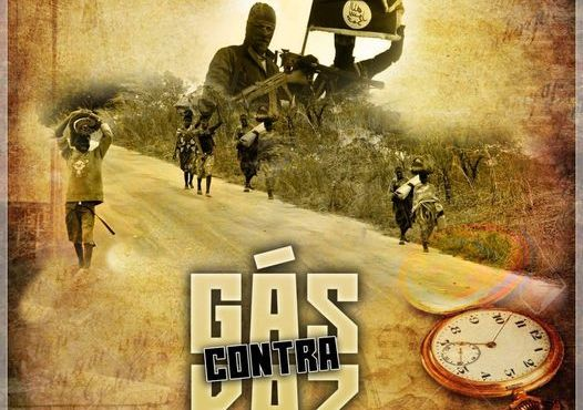 Draconiano & AV Sistemeric - Gás Contra Paz (feat. Nilza & Jusce Og)