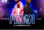 Ma Jay & Legendary 23 - Fiesta (feat. Humberto Luís)