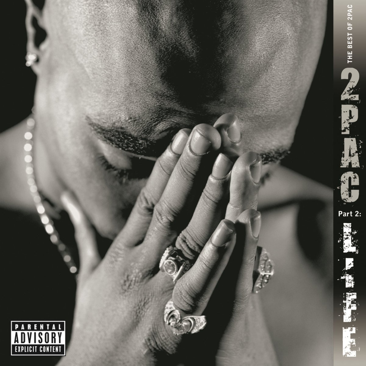 2Pac - The Best Of 2Pac Pt. 2 - Life (Cover)