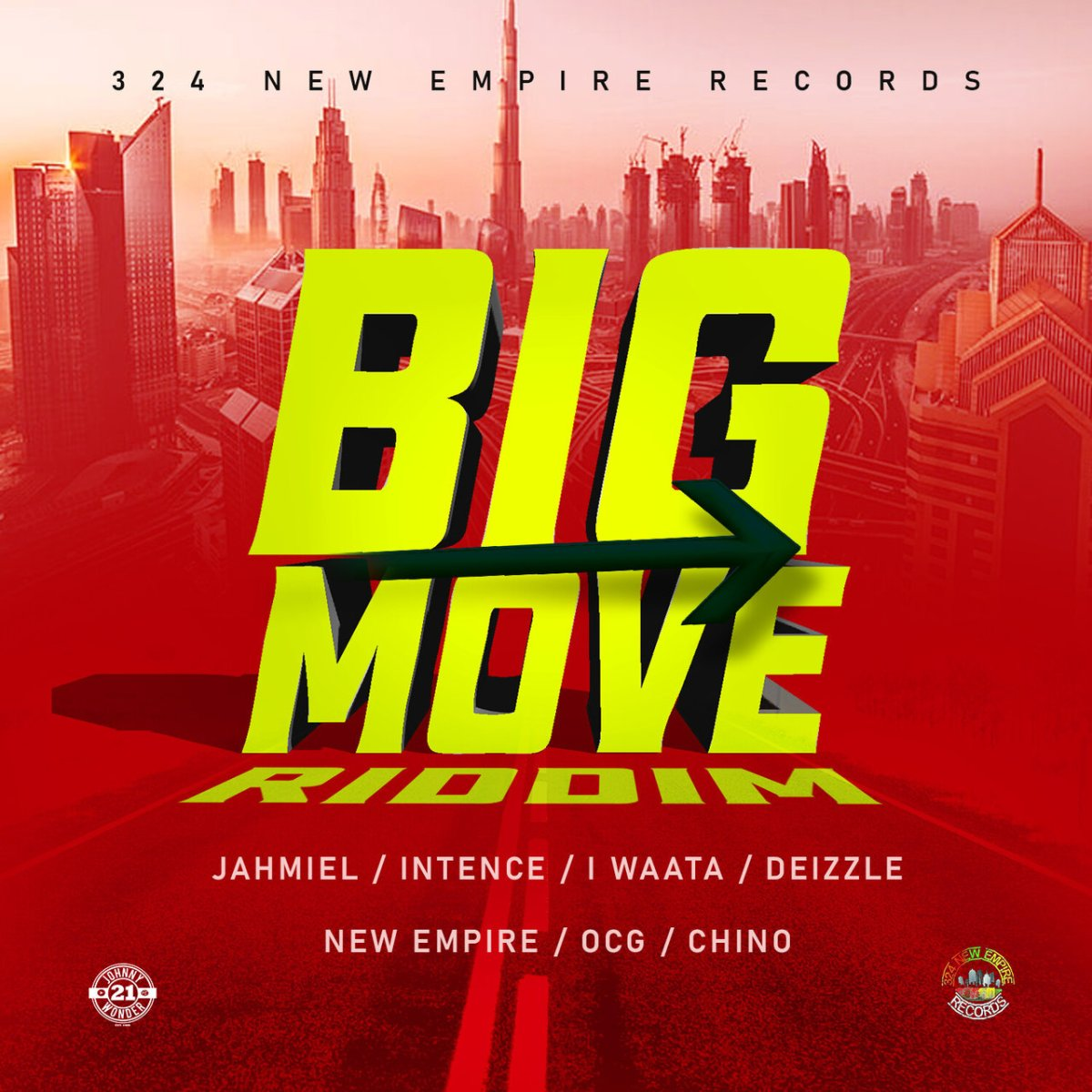 Big Move Riddim (Cover)