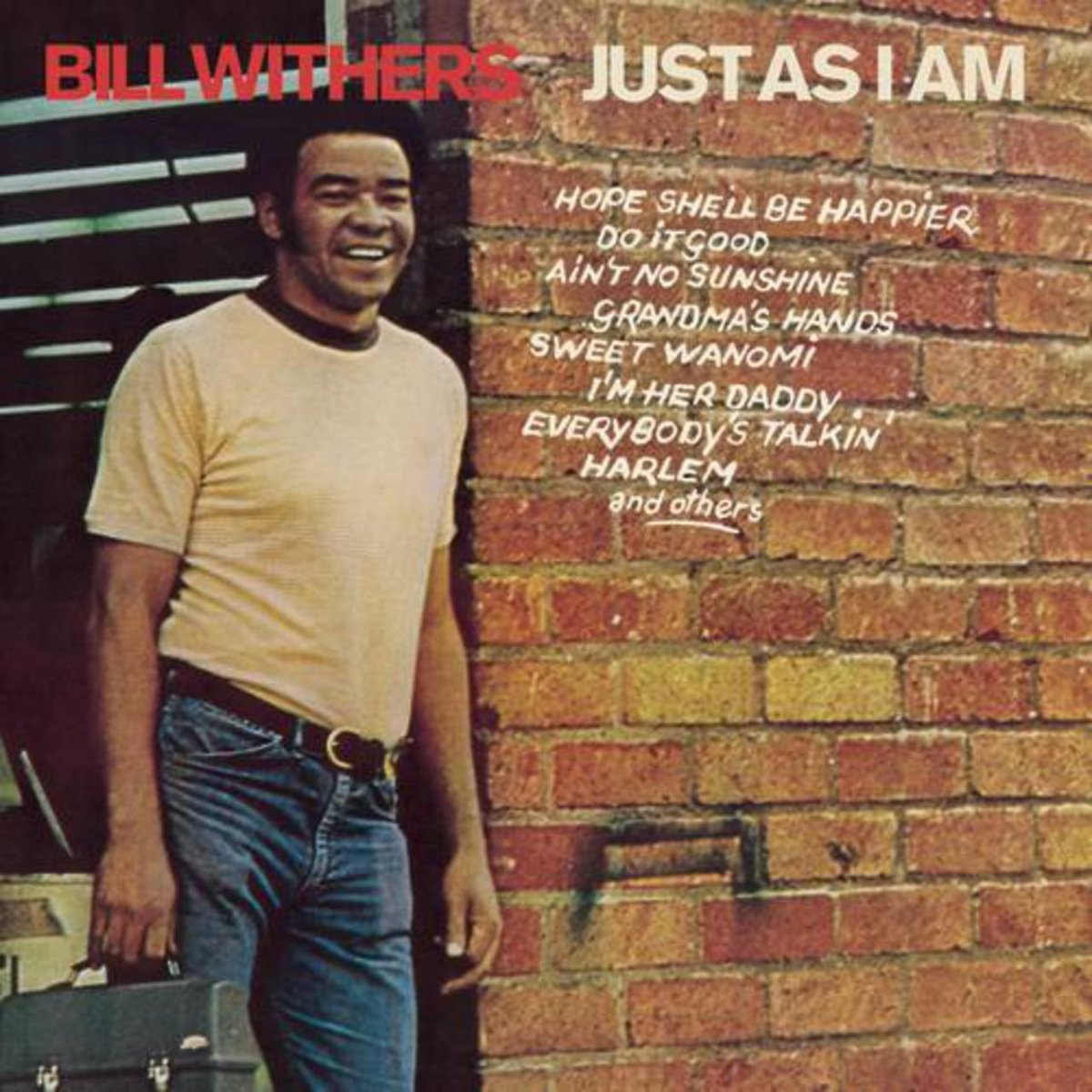 Bill Withers - Just As I Am (Cover)