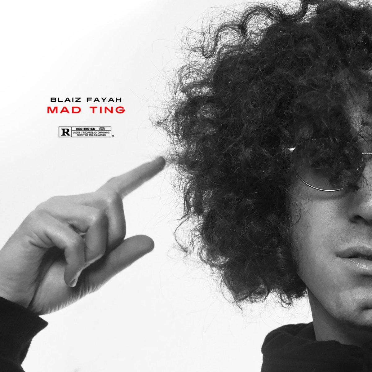 Blaiz Fayah - Mad Thing (Cover)