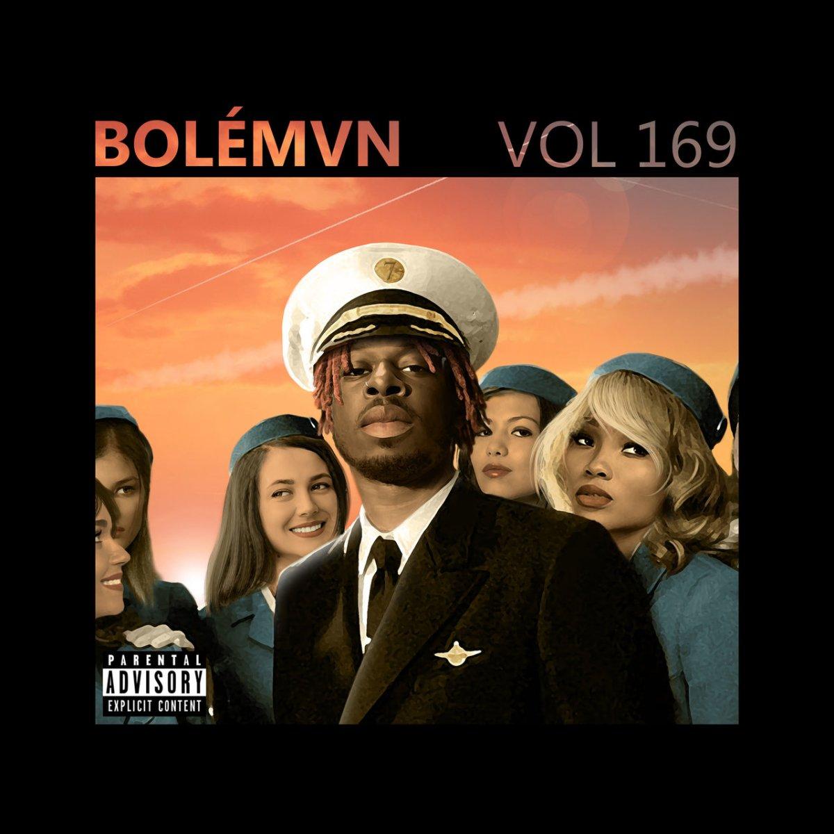 Bolémvn - Vol 169 (Cover)