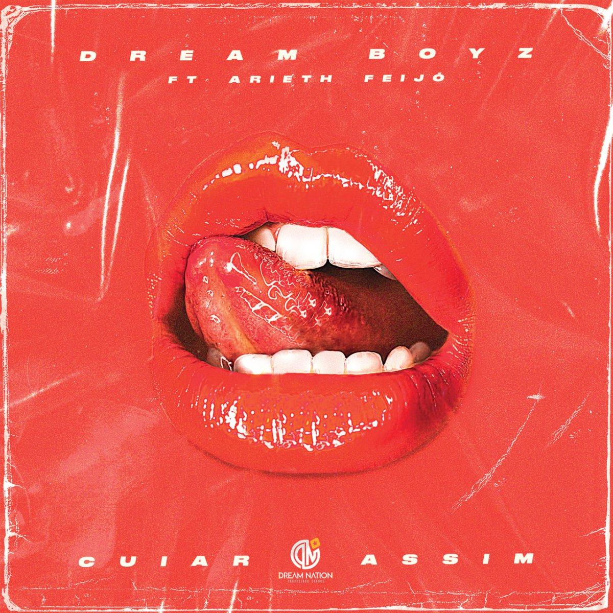 Dream Boyz - Cuiar Assim (ft. Arieth Feijó) (Cover)
