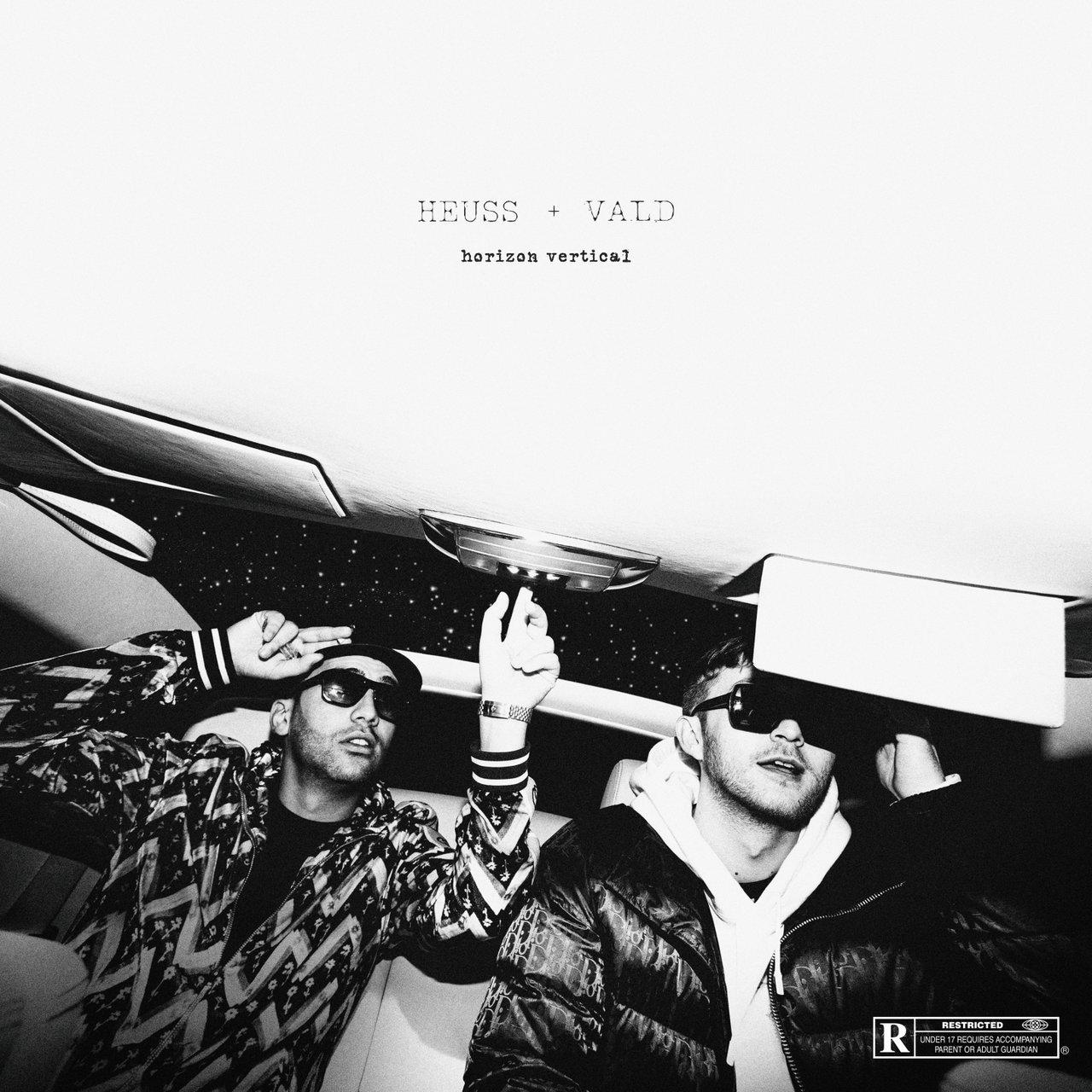 Heuss L'enfoiré and Vald - Horizon Vertical (Cover)