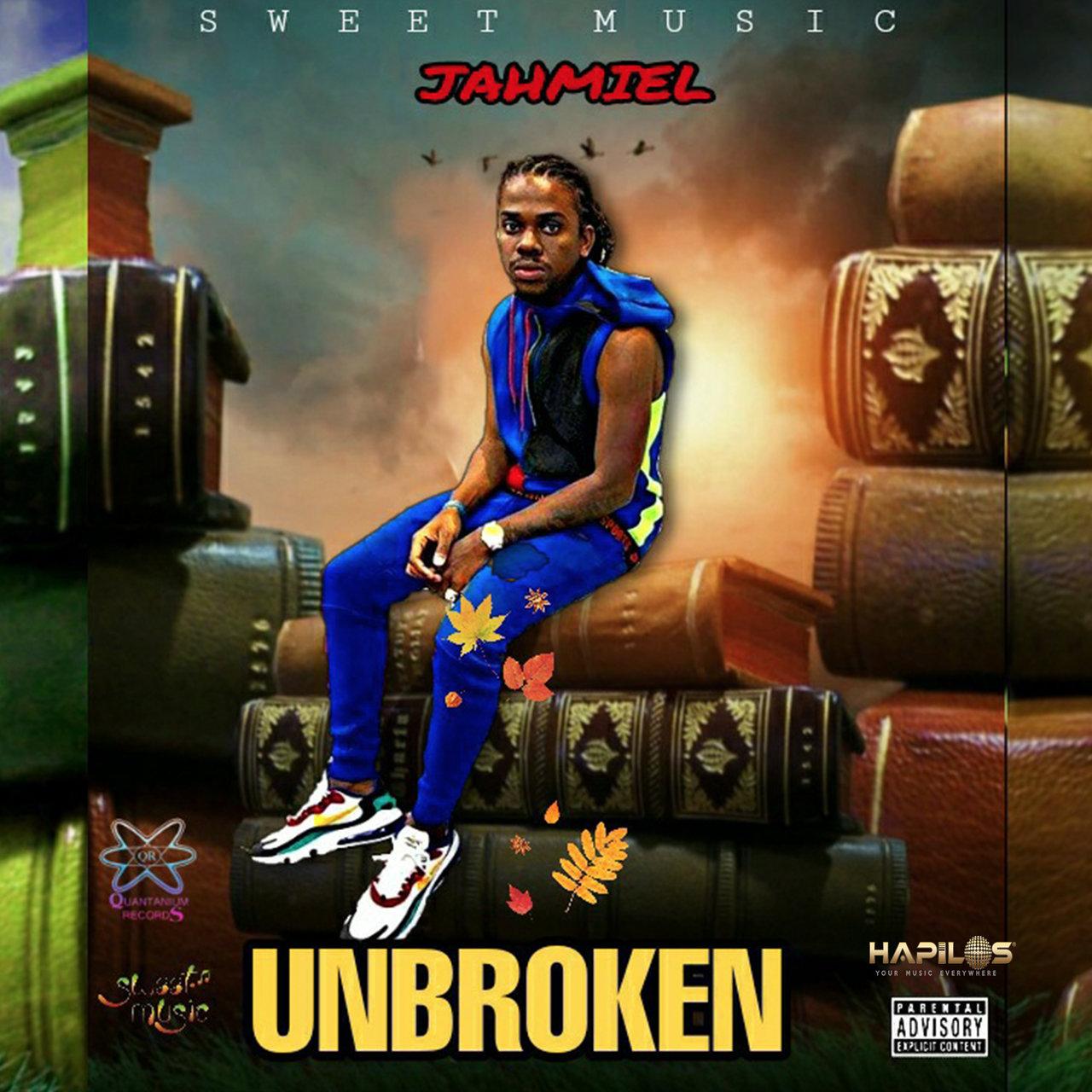 Jahmiel - Unbroken (Cover)